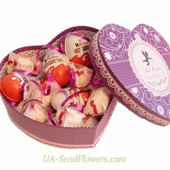 Buy Surprise Gift Box cheap with delivery to Kiev and Ukraine