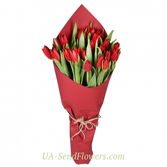 Buy Bouquet of flowers Amaretto cheap with delivery to Kiev and Ukraine