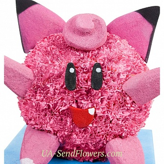 Buy Toy Flower Pokemon Go Klefeyri cheap with delivery to Kiev and Ukraine