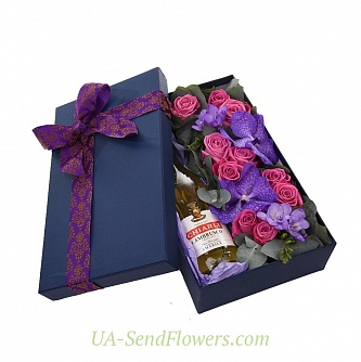 Buy Gift Box Mystery cheap with delivery to Kiev and Ukraine