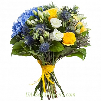Buy Bouquet of flowers Scheherazade cheap with delivery to Kiev and Ukraine
