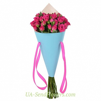Buy Bouquet Sweet home Alabama cheap with delivery to Kiev and Ukraine
