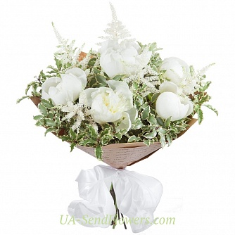 Buy Bouquet Angel cheap with delivery to Kiev and Ukraine