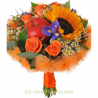 Buy Composition Teacher's day cheap with delivery to Kiev and Ukraine