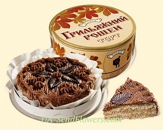 Buy Cake Roasting cheap with delivery to Kiev and Ukraine