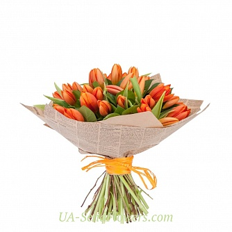 Buy Bouquet Dyulbash cheap with delivery to Kiev and Ukraine