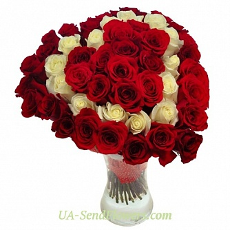 Buy Bouquet Love spice cheap with delivery to Kiev and Ukraine