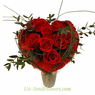 Buy Bouquet Desire cheap with delivery to Kiev and Ukraine