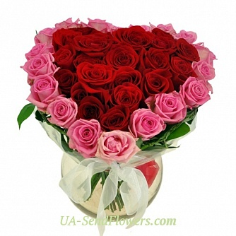 Buy Bouquet Sweet romance cheap with delivery to Kiev and Ukraine