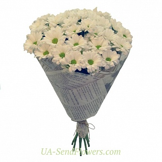 Buy Bouquet Drops of love cheap with delivery to Kiev and Ukraine