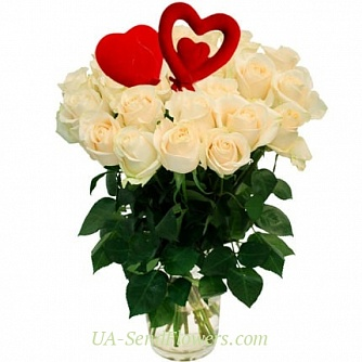 Buy Bouquet Scent of love cheap with delivery to Kiev and Ukraine