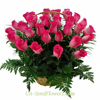 Buy Roses Shopping Unparalleled cheap with delivery to Kiev and Ukraine