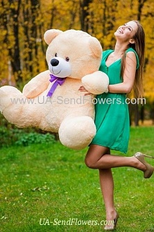 Buy Peach Bear 160sm cheap with delivery to Kiev and Ukraine