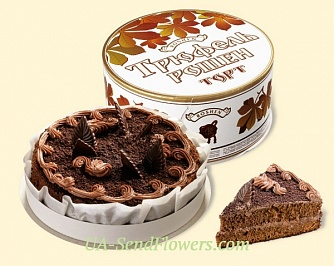 Buy Cake Truffle cheap with delivery to Kiev and Ukraine