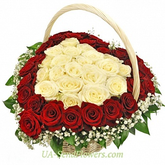 Buy Flowers Cart My Favorite cheap with delivery to Kiev and Ukraine