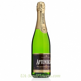 Buy Champagne Artyomovsk cheap with delivery to Kiev and Ukraine