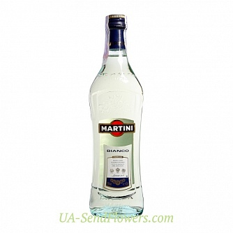 Buy Vermouth Martini Bianco cheap with delivery to Kiev and Ukraine