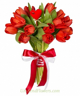 Buy Bouquet You're my ideal cheap with delivery to Kiev and Ukraine