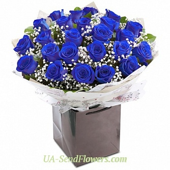 Buy Bouquet Reverie cheap with delivery to Kiev and Ukraine