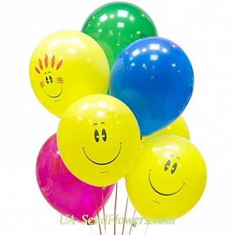 Buy Balloons Positive cheap with delivery to Kiev and Ukraine