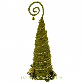 Buy Christmas Tree Curly cheap with delivery to Kiev and Ukraine