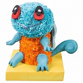 Toy Flower Pokemon Go Squirtle