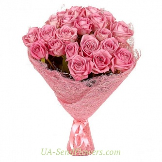 Buy Bouquet Sincere feelings cheap with delivery to Kiev and Ukraine