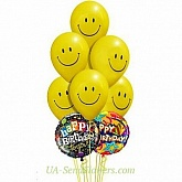 Balloons Happy Birthday