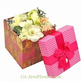 Flowers in a box Magic mystery