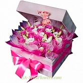 Flowers in a box Surprise prince