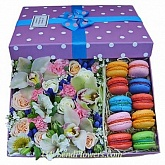Flowers in a box Sweets
