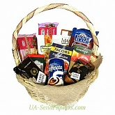 Gift Basket Coffee Time